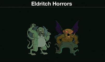 Eldritch Horrors k