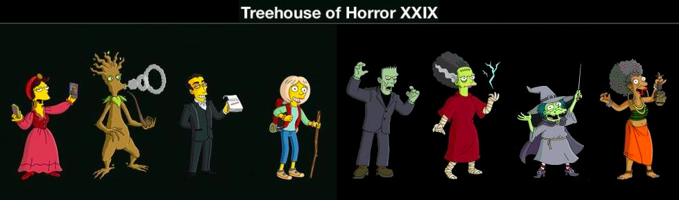 Treehouse of Horror XXIX k