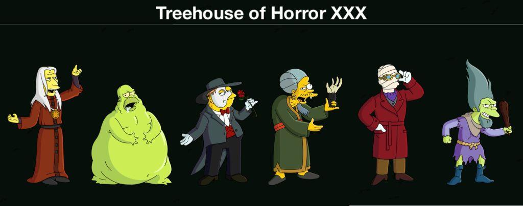 Treehouse of Horror XXX k